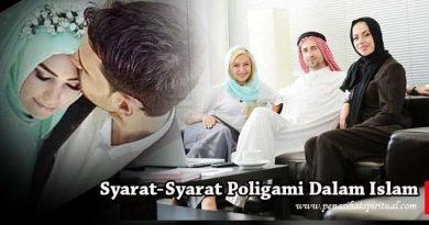 syarat poligami